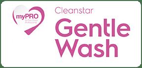 gentle wash