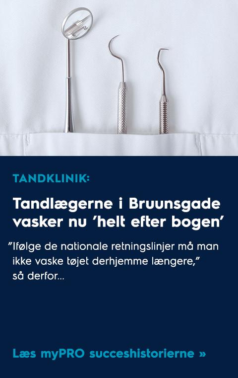 Tandklinik: Tandlægerne i Bruunsgade Aarhus