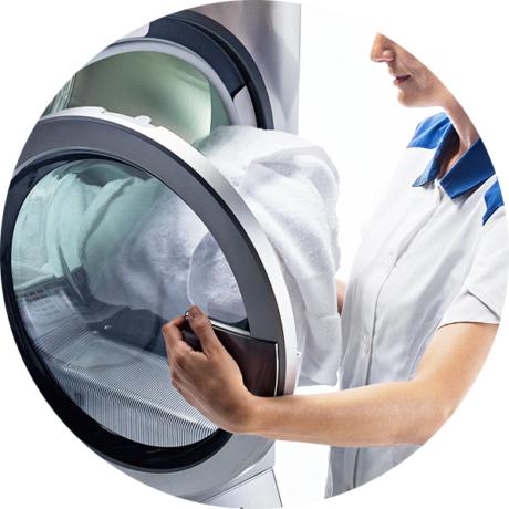 Effektiv, smart professionel og hurtig kondenstørretumbler