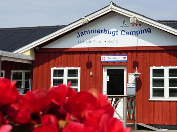Jammerbugt Camping bygning