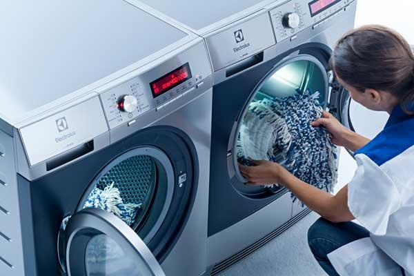Specialprogram til moppevask