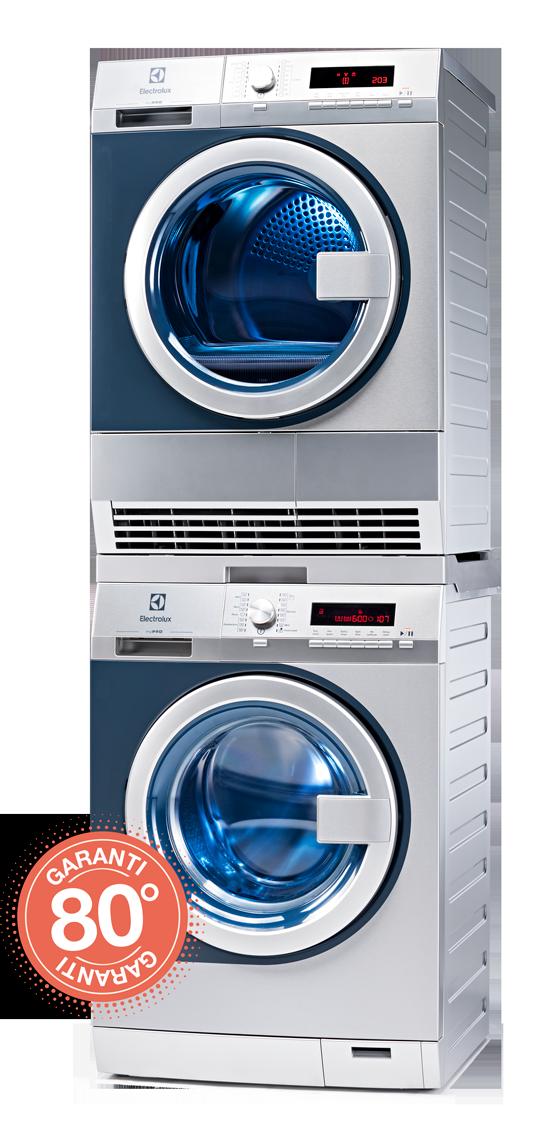 myPRO Vask & Tør med 80°C-garanti