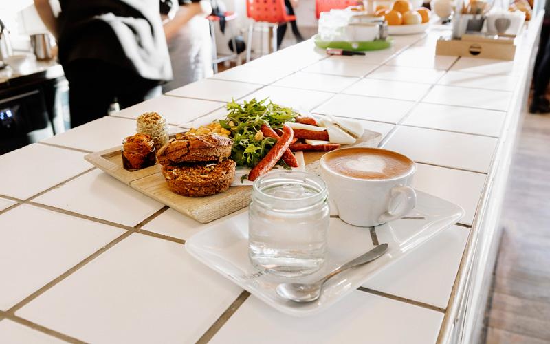 LYNfabirkken café