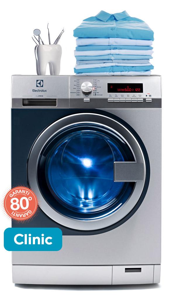 nir vaskemaskine til klinik tøj